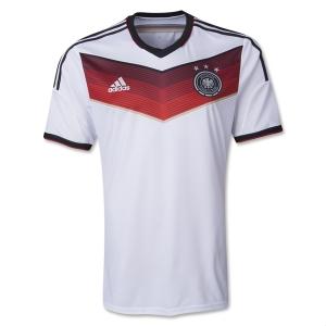 jersey bola Jerman home Piala Dunia 2014